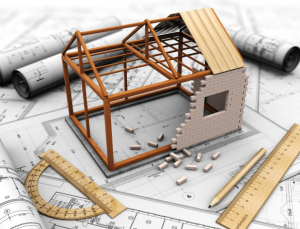 Как оформить план здания