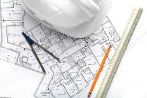 Виды и разрезы на строительных чертежах