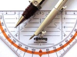 Государственные стандарты на составление и оформление чертежей