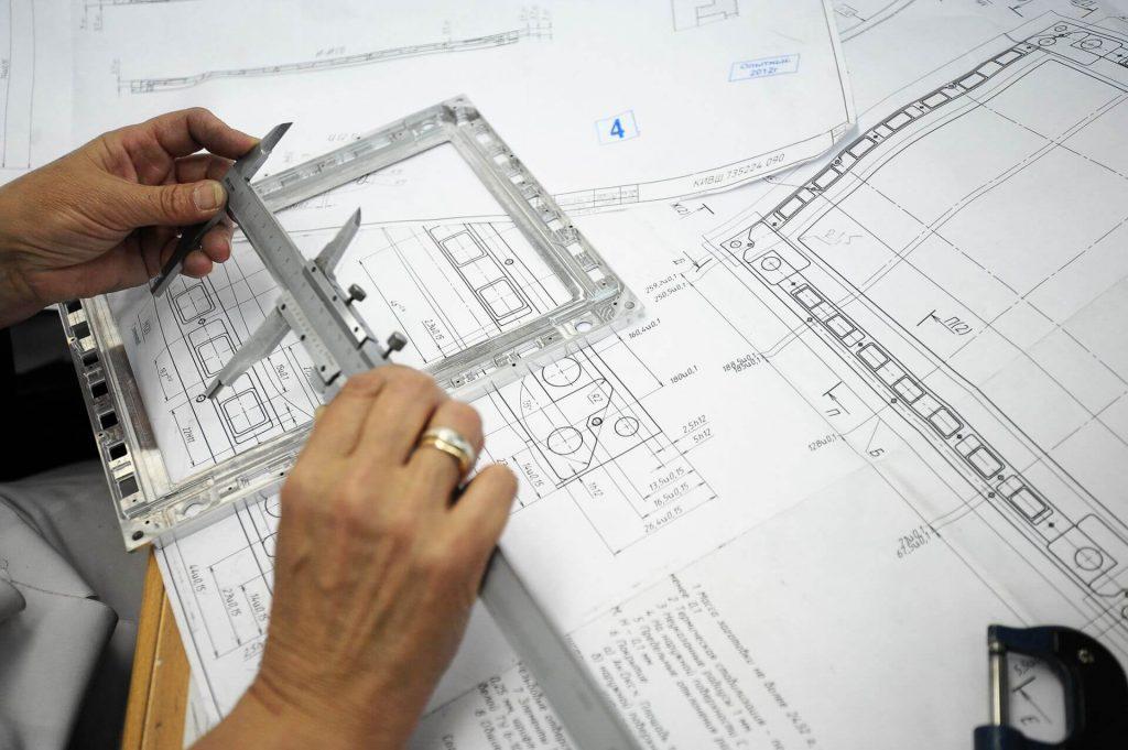 Проектно-конструкторская разработка